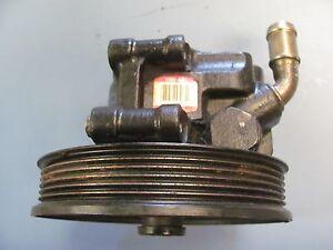 LINCOLN LS HYDRAULIC COOLING FAN PUMP 2000 2001 2002 V6 3.0