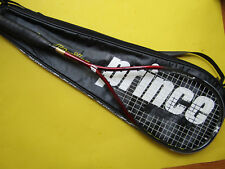 Prince Feather Strike Graphite Extreme Wall Beater Titanium Mesh Squash Racquet