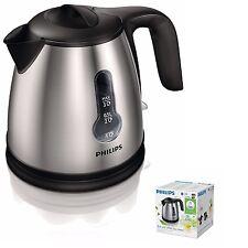 Philips mini kettle HD-4618 0.8 L 2400W 1cup indicator Brushed metal HD4618 220V