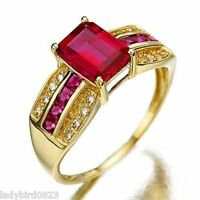 Ring Gr 60  Fingerring Gold gefüllt Herrenring Siegelring Goldring Damenring