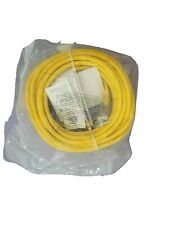 50ft 12 Gauge Heavy Duty in Outdoor Sjtw Lighted Triple Outlet Extension Cord