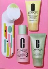 Clinique Sonic System Purifying Cleansing Brush Kit & 3-Step Set