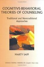 Cognitive-Behavioral Theories of Counseling : Traditional and-ExLibrary