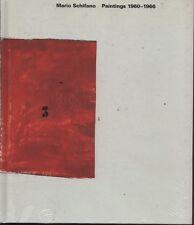 Nuovo! Mario Schifano. Paintings 1960-1966. L. Beatrice. Skira. 2007. PT.T1