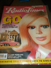 April Radiotimes Film & TV Magazines