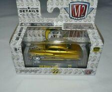 M2 MACHINES HOBBY MOONEYES 1949 MERCURY CUSTOM GOLD S69