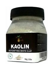 The Best Of Nature Natural Kaoline Clay Powder, white, 100 grams
