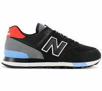 New Balance Classics 574 Herren Sneaker ML574 ML574JHO Schwarz Schuhe Turnschuhe