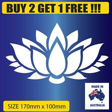 Lotus flower car sticker decal