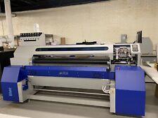 2 Used Mimaki Ts300p 1800 Mtex Blue Dtg Textile Printers 208 Rolls Of Fabric