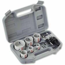 Plumbers Holesaw Set 9 Piece - 2608580803