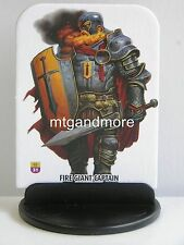 Pathfinder Battles Pawns / Tokens - #031 Fire Giant Captain - Giantslayer