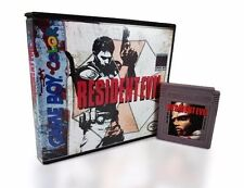 Resident Evil for GameBoy Color GBC! - Great Gamer Gift!