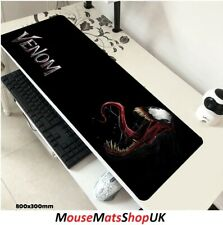 VENOM Extra Large Gaming Mouse Mat Pad for PC Laptop Office Anti-Slip 80 X 30CM