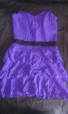 Strapless Dresses x3 - Green, Purple
