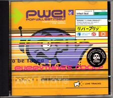 POP WILL EAT ITSELF - EVERYTHING'S COOL - 1994 4 TRACK CD SINGLE 1