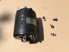 "General Electric DC motor 1/4 HP 1800 RPM  shunt wound D.C. motor 1/2"" shaft"