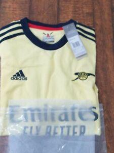 Arsenal away shirt 21/22