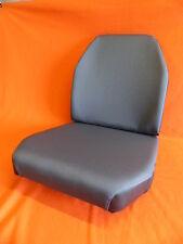 1 Sitzbezug+ 1 Lehnenbezug Std. für UNIMOG 406, 421, 403, 416 Stoff grau, Sitz