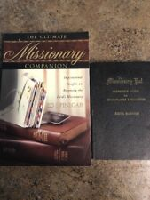 Missionary Pal by Keith Marston Ultimate Missionary Companion Ed J Pinegar LDS