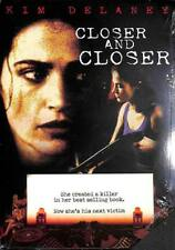 Closer and Closer (DVD, 2004) New in Sleeve, Cut Corner