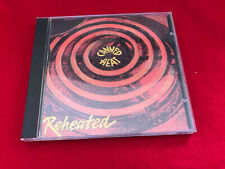 Very Rare Original 1990 Canned Heat : Reheated CD Dali Records #DCD89022