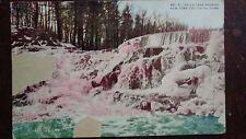 Falls Lake Agassiz, NY Zoological Park, NY - early 1900s, paper issues