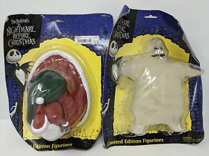Limited Nightmare Before Christmas Santa Oogie Boogie Hasbro Figure 1983 Disney