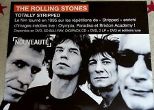 THE ROLLING STONES - Totally stripped  - PLV