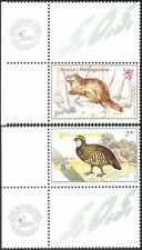 Bosnia Herzegovina 2005 Beaver/Partridge/Animals/Birds/Nature/Wildlife 2v n44301