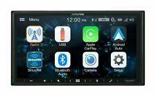 Alpine iLX-W650, 7 inch Double Din Digital Media Receivier CarPlay Android Auto