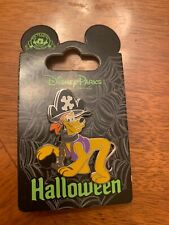 Disney Parks Pirate Pluto Halloween Pin 110445 New On Card
