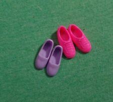 Vintage Skipper Clothes - Superstar Era Skipper Hot Pink + Lavender Shoes