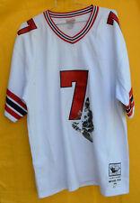 3ef3b0c4a Mitchell   Ness NFL Jersey Atlanta Falcons Michael Vick  7 Size ...