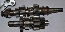 BSA Lightning Thunderbolt transmission A65