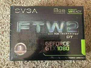 EVGA GEFORCE GTX 1080 8GB BRAND NEW UNOPENED