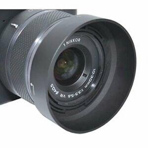 JJC LH-N103 Lens Hood for Nikon AW 10mm f 2.8 & 11-27.5mm f 3.5-5 replac HN-N103