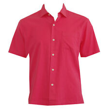 Tommy Bahama Camp Silk Shirt Catalina Stretch Twill BT321430 Men's 2XLT 2XT NEW