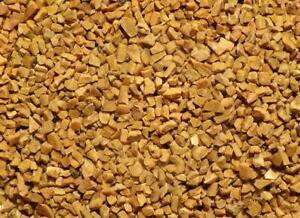 2 Pounds of Coarse 12 Grit Walnut Shell Blasting & Tumbling Media Soft Abrasive