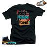 Shirt Match Jordan 9 Dream It Do It -99 Problems Black Tee