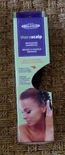 NEW! RELAXUS BRAND 'THERASCALP' SCALP MASSAGING HAIR BRUSH! MINT in PACKAGE!