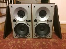 Technics by Panasonic  SB-X10 Linear Phase Speakers RARE JAPAN IMPORT Vintage