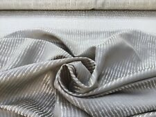 More details for ashley wilde jacquard fabric  (nougat stripe) curtains/cushions/upholstery