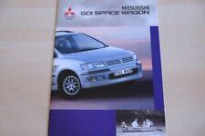 208418) Mitsubishi Space Wagon GDi Prospekt 10/1998