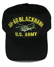 US ARMY UH-60 BLACKHAWK HELICOPTER HAT CAP VETERAN ROTARY WING ATTACK PILOT