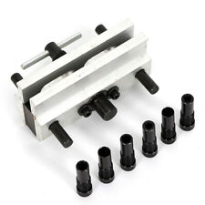 New listing 10~55mm Round Pin Drilling Locator Self-centering Doweling Jig For Woodworking