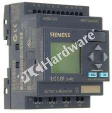 Siemens 6ED1052-1HB00-0BA6 6ED1 052-1HB00-0BA6 LOGO! 24RC Logic Module 8DI/4DO
