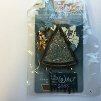 WDW - It All Started With Walt Matterhorn to Expedition Everest Disney Pin 47256