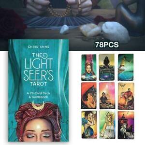 The Light Seer's Tarot: A 78-Card Deck(English) - among Most Popular Tarots UK