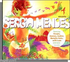 Sergio Mendes - Encanto - New CD! With will.i.am, Fergie, Natalie Cole, Ledisi